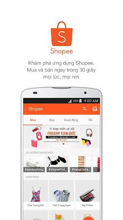 Shopee: Mua bán trên di động 2.2.34 screenshot 381512