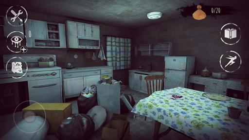 Eyes: Scary Thriller - Creepy Horror Game screenshots 16