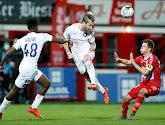 Courtrai-Anderlecht: Peter Zulj revient sur sa titularisation