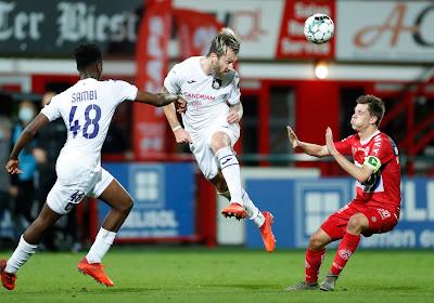 Waarover ging het gesprek tussen Verbeke en Van Eetvelt op het Kiel? 'Anderlecht wil zich in januari absoluut versterken op deze positie'