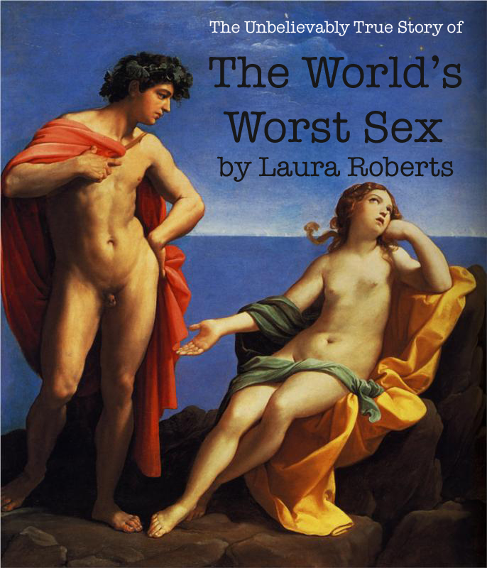 Photo: The Unbelievably True Story of the World's Worst Sex, available on Amazon (http://www.amazon.com/Unbelievably-Story-Worlds-Worst-ebook/dp/B006XB6RQQ/ref=ntt_at_ep_dpt_7) and Smashwords (https://www.smashwords.com/books/view/122662) and The Montreal Guide to Sex at Amazon (http://www.amazon.com/Montreal-Guide-Sex-ebook/dp/B006X8ABUC/ref=ntt_at_ep_dpt_8) or Smashwords (https://www.smashwords.com/books/view/122502q).