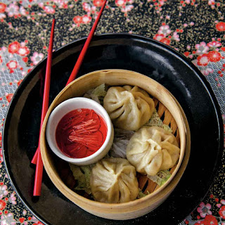 Chinese Soup Dumplings Recipe (Pork & Crab).