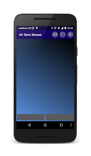 Air Sens Mouse (Bluetooth)- screenshot thumbnail