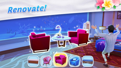 Design Island: 3D Home Makeover 3.15.0 screenshots 4