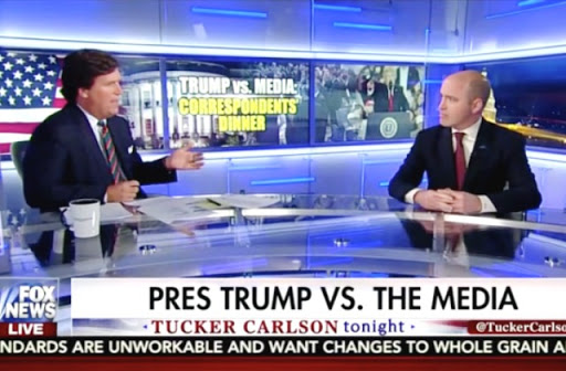 Journalist says Tucker Carlson's viewers don't know difference between news and opinion