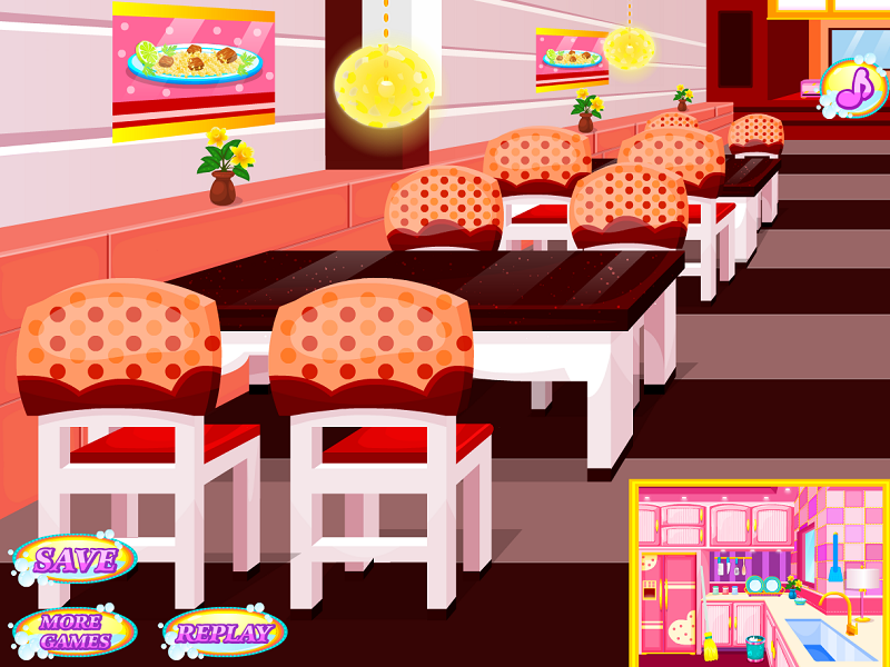 fast food cleaning games - android apps on google play