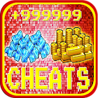 Cheats For Pixel Gun 3D [ 2017 ] - prank icon