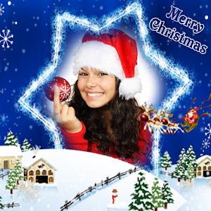Xmas Photo Frames download