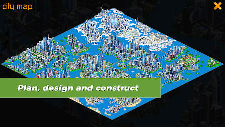 Designer City: building game APK screenshot thumbnail 4