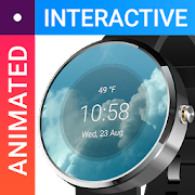 Weather Watch Face Interactive 1.5 Icon