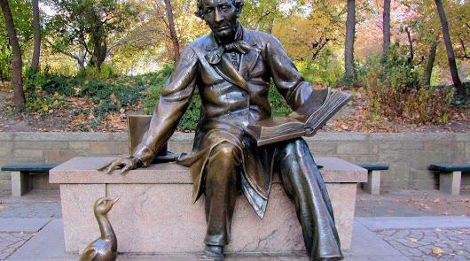 La historia de una vela, el primer cuento de Hans Christian Andersen