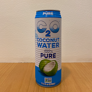 C2O 100% Pure Coconut Water