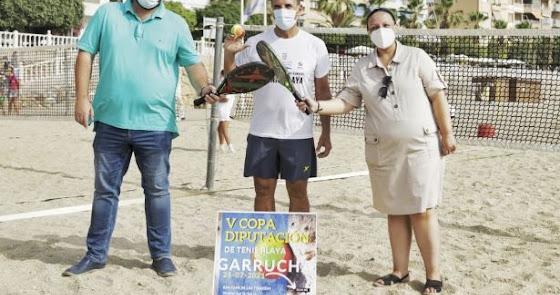 Garrucha y Terreros se convierten en sede de la 'V Copa Diputación'