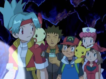 Pokémon Ranger–Deoxys' Crisis! (Part 2)
