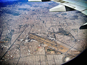 Photo: Aerial View of Mexico City Airport