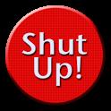 Shut Up! : The App icon