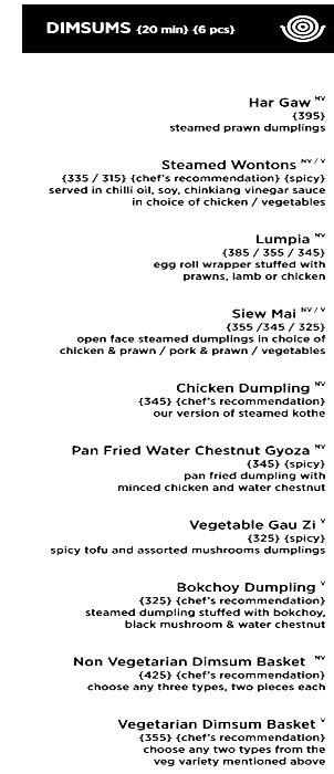 Side Wok menu 1