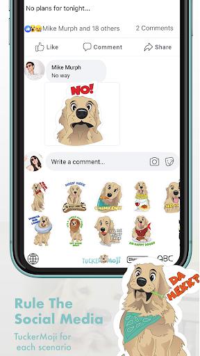 TuckerMoji screenshot 3