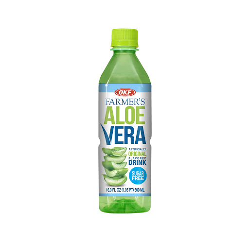 Bebida Farmers Sin   Azucar Aloe Vera 500ml
