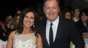 Piers Morgan and Susanna Reid to make Hollyoaks cameos