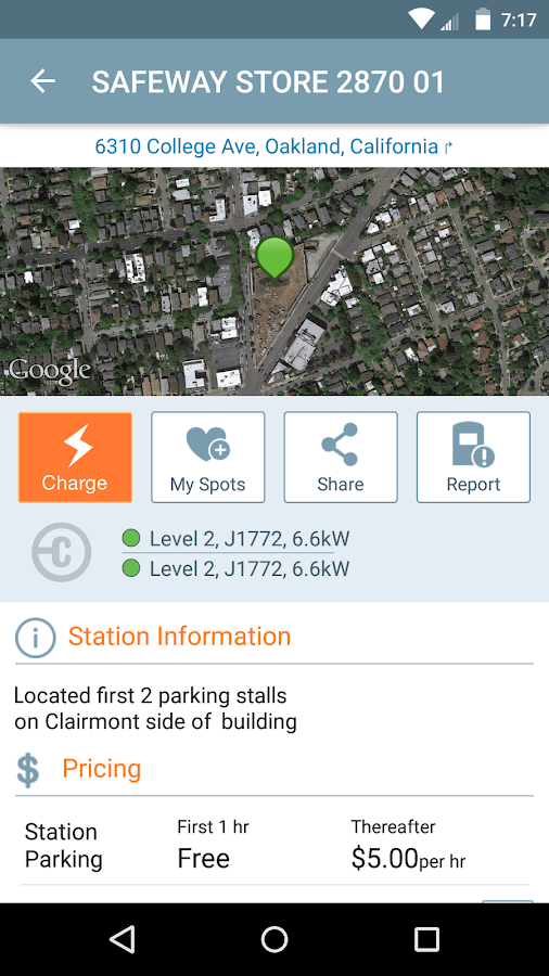 ChargePoint: Find EV Charging- screenshot