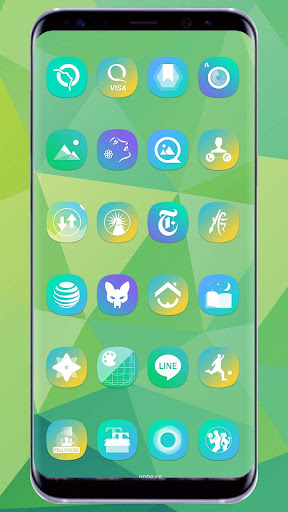 Color S8 - Icon Pack screenshot