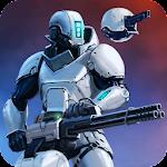 CyberSphere: SciFi Shooter Icon