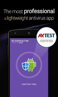 Antivirus Free-Mobile Security - screenshot thumbnail