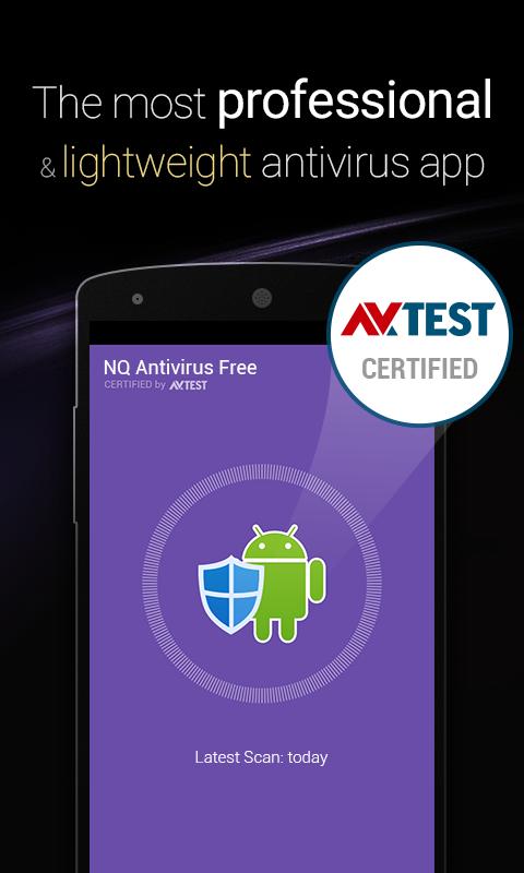 Antivirus Free-Mobile Security - screenshot