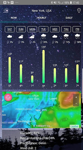 Weather App Pro  screenshots 3