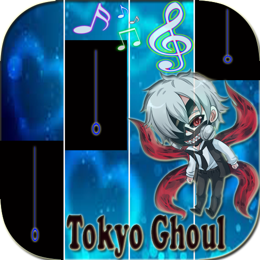 Tokyo Ghoul Piano Trend