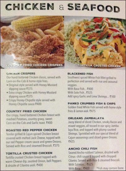 Chili's Grill & Bar menu 11