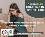 Online UPSC Coaching in BENGALURU- Chahal Academy