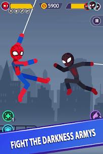 Stickman Battle: Super Shadow 2