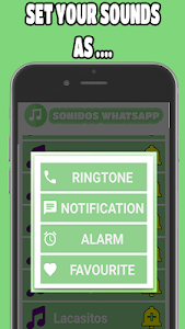 🎶 Sounds for whatsapp screenshot 3