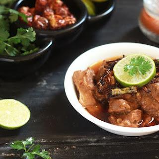Lamb Vindaloo recipe-Mutton Vindaloo