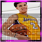 Keyboard HD for Lonzo Ball