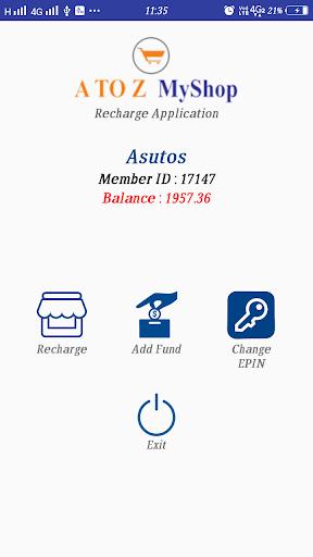 AToZ MyShop Shopping APP screenshots 1