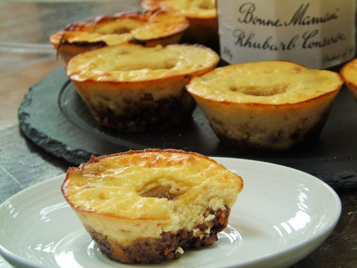 Low Syn Individual Baked Cheesecakes Recipe