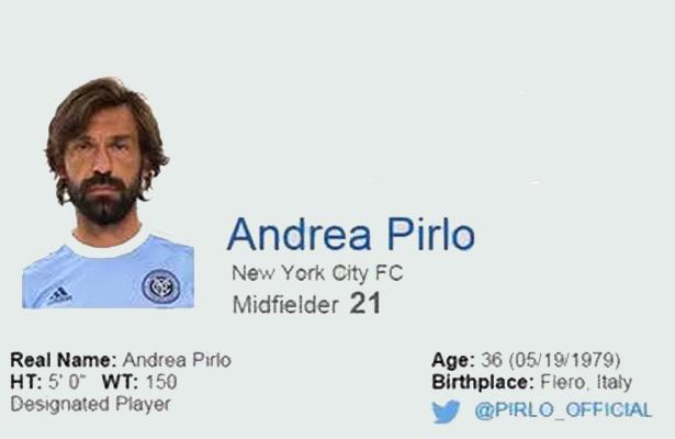pirlo new