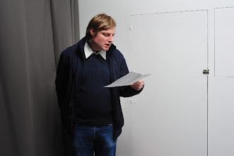 Photo: SOLONG. Der sechste Salon des Arts - Having a Hymn + using it Performance Christian Egger