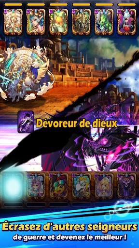 Code Triche Monster Warlord apk mod screenshots 4