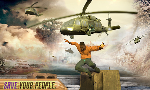 Army Fighting Battle –  New Helicopter Game 2020 4