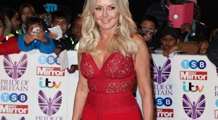 Carol Vorderman's unconventional love life