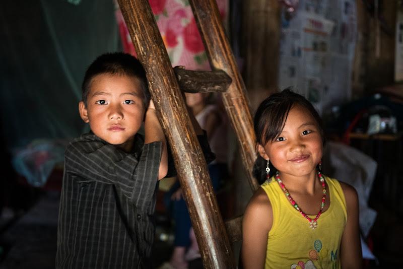 Bambini in Vietnam di ste2d