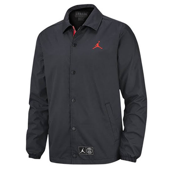JORDAN X PSG COACHES JACKET Stl, XL