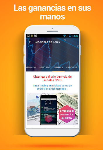 Lecciones de Forex  screenshots 6