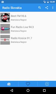 Radio Slovakia Free Online - Fm stations - náhled