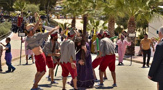 Desde mi ventana: La Judea, una escenificación bíblica exclusiva de Almería