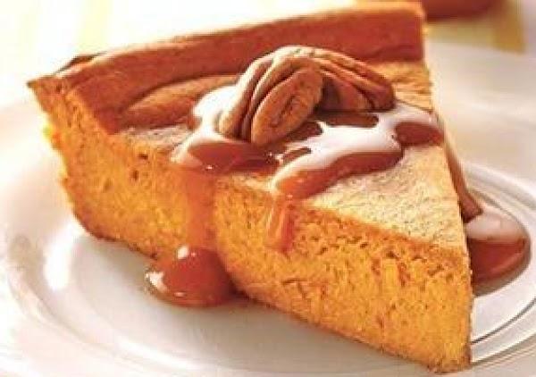 No Muss - Not Much Fuss Sweet Potato Pie Recipe